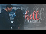 Skye &amp Ward  Gives You HELL