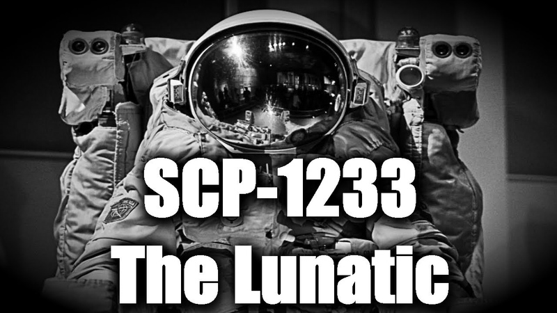SCP-1233 The Lunatic | Keter class | humanoid uncontained extraterrestrial scp