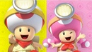 Captain Toad: Treasure Tracker DLC and Co-op Announcement