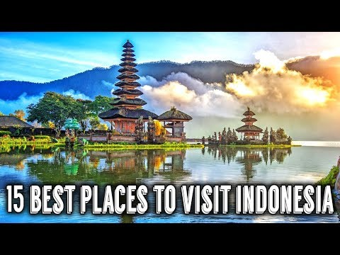 15 Best places to visit in Indonesia