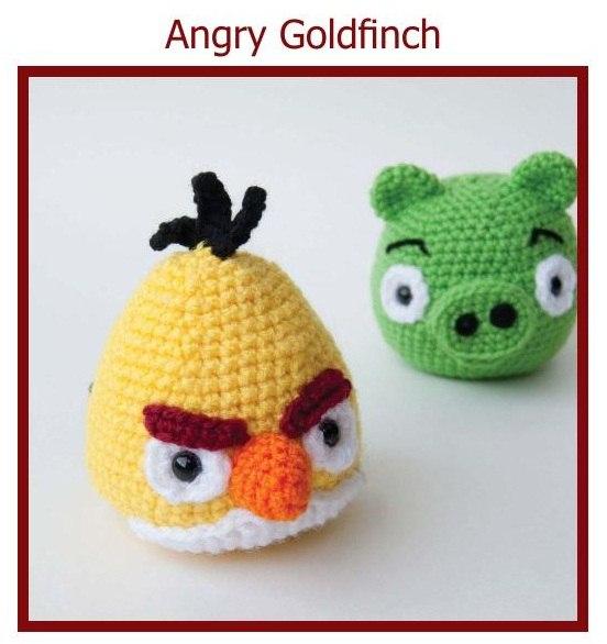 Описания Angry Birds в