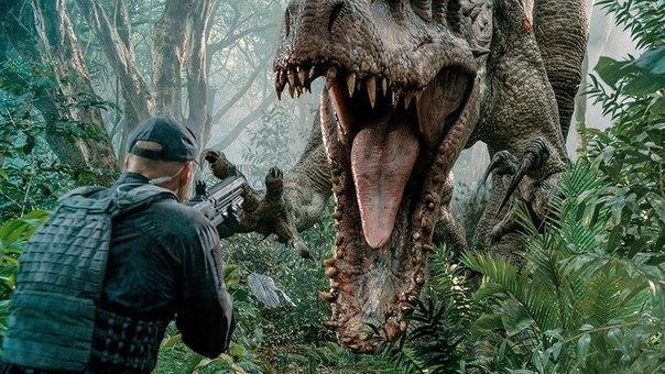 Подборка крутых фильмов про динозавров