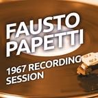 Fausto Papetti альбом Fausto Papetti - 1967 Recording Session