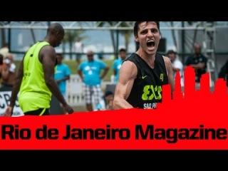 Rio de Janeiro Masters Magazine - 2014 FIBA 3x3 World Tour