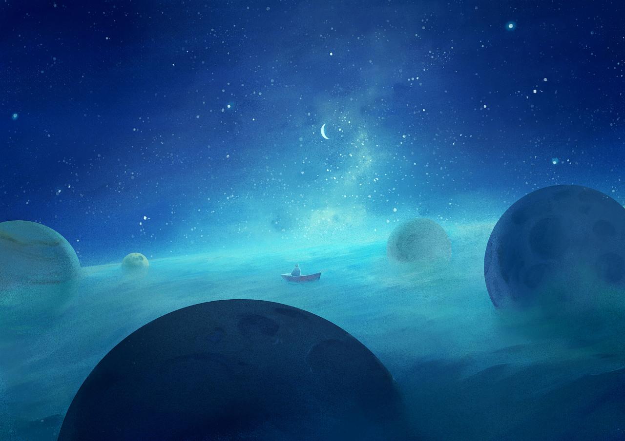 Звёздное небо и космос в картинках - Страница 40 N5TrNg6br3I