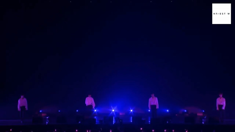 180625 NU'EST W (뉴이스트W) - Look (a starlight night) @ 'WHO, YOU' SHOWCASE