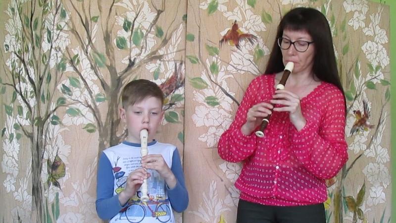 Тема из Симфонии № 9 Ода к радости Л. Бетховен