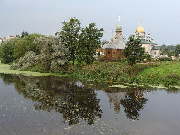 Колпино. Собор Святой Троицы
