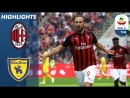 Milan 3-1 Chievo _ Higuain Double Sees Rossoneri Past Chievo _ Serie A