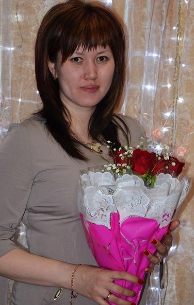 Жанслу Мусагалиева, 2 августа 1997, Волгоград, id195983708