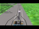 Trancity катаемся на троллейбусе