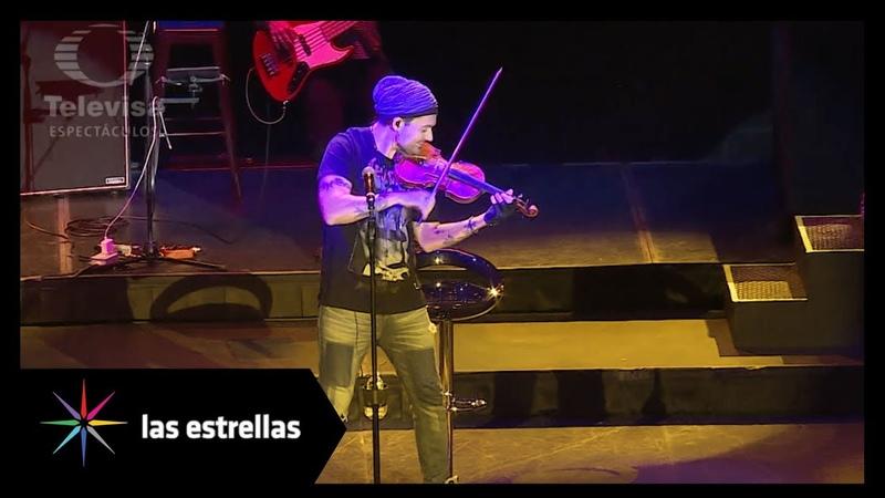 David Garrett se expresó emocionado por sus presentaciones en México | Las Estrellas