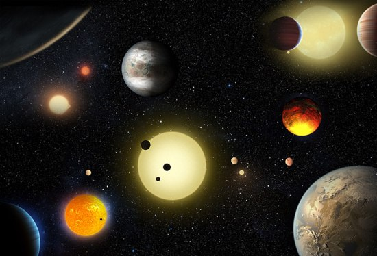 Місія Kepler: NASA назвало кількість придатних для життя планет у нашій галактиці