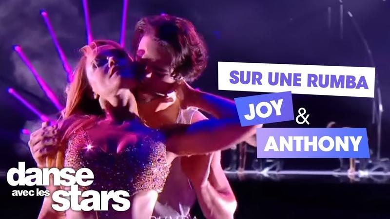 DALS S08 - Joy Esther et Anthony Colette dansent une Rumba sur Starboy de The Weeknd Daft Punk,