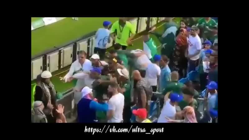 Не околофутболом едины в городе Лидс афганцы и пакистанцы рубились до и во время матча ЧМ по крикету