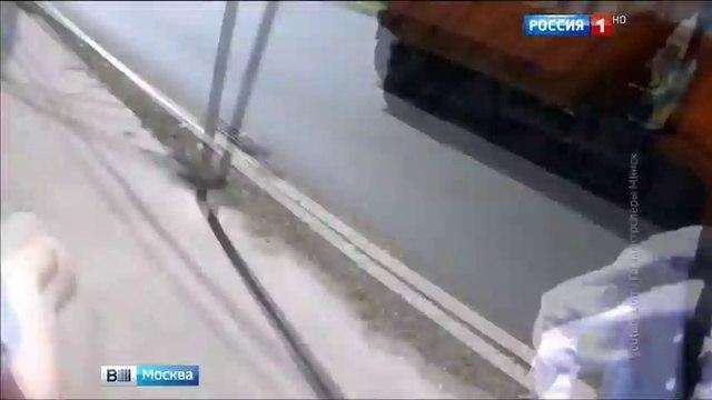 Вести-Москва • Интернет обсуждает видео конфликтов пассажиров-провокаторов с контролерами