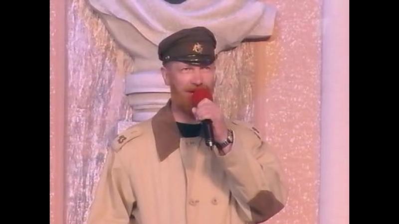 Горячие финские парни (КВН Голосящий КиВиН 2001)