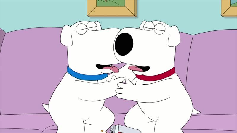 Гриффины Family Guy 12 серия 17 сезон