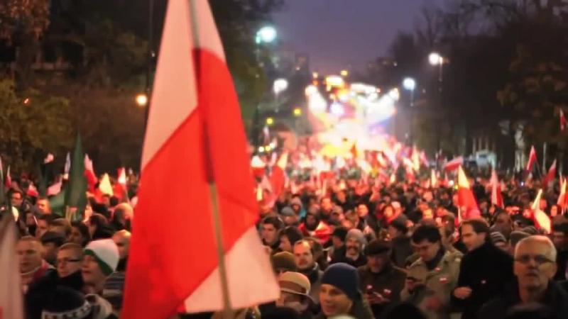 Jesteśmy dumni z bycia Polakami