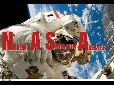 FLACHE ERDE! NOCH MEHR BIBLISCHE SATANISCHE BEWEISE VON DER NASA