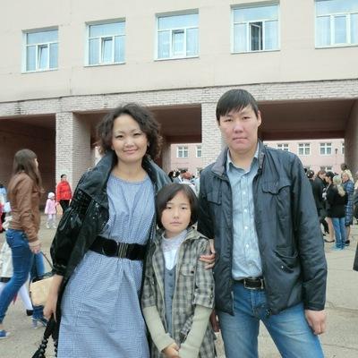Дарима Дубшанова, 29 марта , Улан-Удэ, id131684045