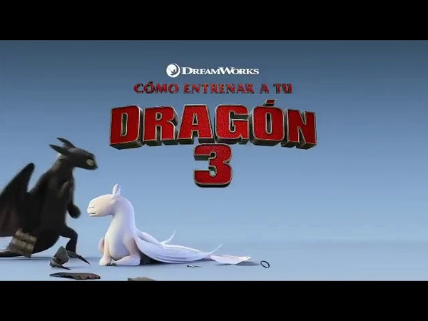 How to Train Your Dragon 3 TV spot 1