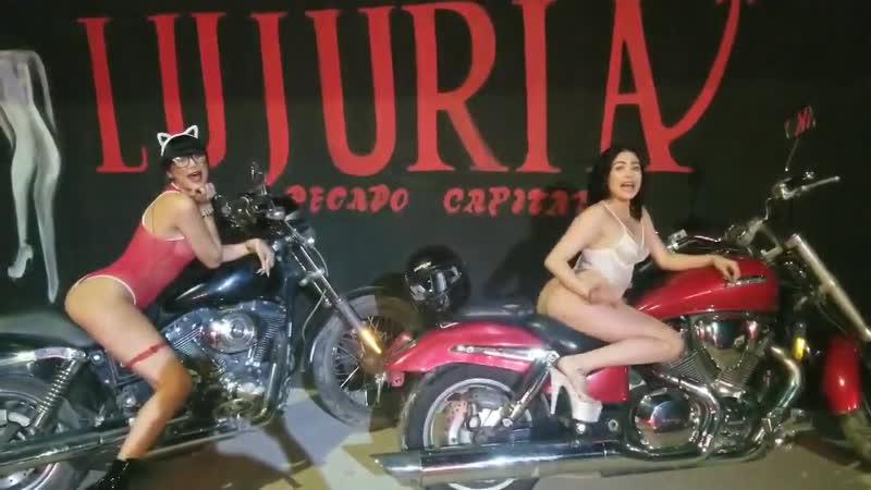 Club de motos Oveja Negra mañana los esperamos Aqui en Lujuria Puerto Vallarta!
