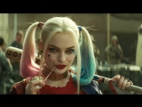 Avril Lavigne- Bad Girl (FT. Marilyn Manson) ОСТ Отряд самоубийц русские субтитр
