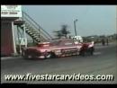 Christine 1958 Fury vs. Mega Ford 1957