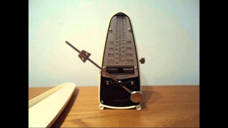 Wittner Taktell Piccolo Metronome - beige
