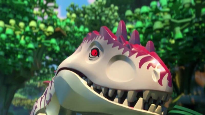Part 5_ LEGO® Jurassic World_ The Indominus Escape