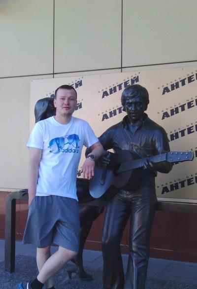 Алексей Степанов, 13 сентября 1987, Москва, id20812558