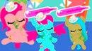 My Little Pony Harmony Quest Мои Маленькие Пони Миссия Гармонии игра как мультик часть 5 ГАМИКС