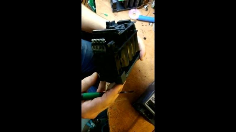 Привезли на ремонт частотник Innovert, явно не гарантийный, уже отремонтирован