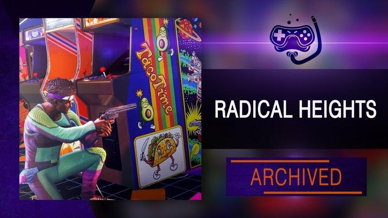 Бонусный ZA •Live | Radical Heights: X-Treme Early Access (11.04.2018)