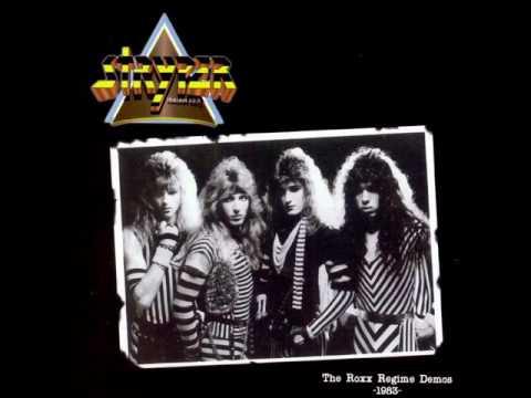 Roxx Regime (Pre-Stryper) 1983 (Full Demos) HQHD