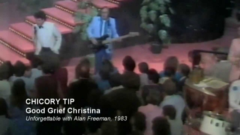 CHICORY TIP - GOOD GRIEF CHRISTINA 1983 г.
