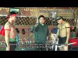How to use dombang bokator (Lkot tvik) and dombang staupe in Khmer Martial Art 4/5