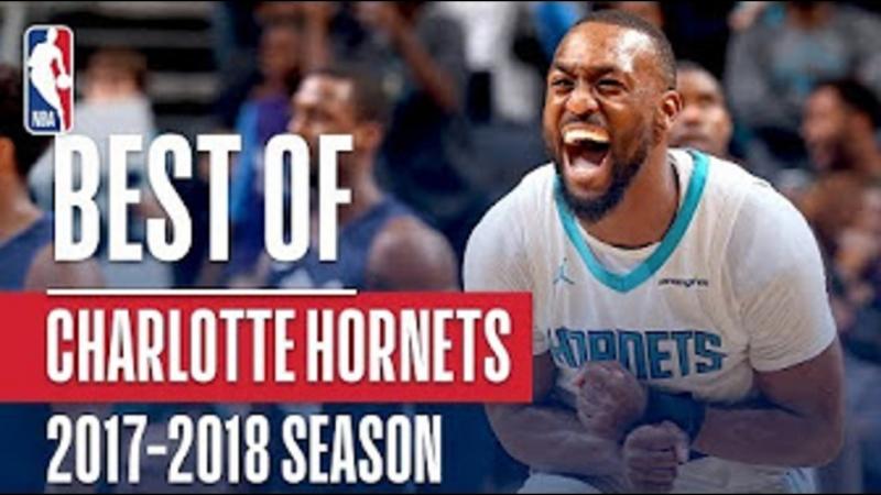 Best of Charlotte Hornets 2017-2018 NBA Season
