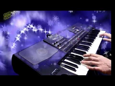 KorgStyle -Snow falls (Korg Pa 700) Dance Bass DemoVersion