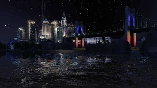 Симс 3 Город После Апокалипсиса
