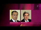 Решение о воссоединении Крыма с РФ не подлежит пересмотру, заявил Сергей Лавров - Первый канал