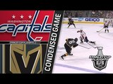 Washington Capitals vs Vegas Golden Knights Cup Final, Gm2 May 30, 2018 HIGHLIGHTS HD
