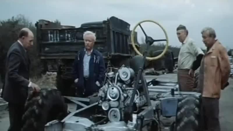 «Развлечение для старичков» (1976) - комедия, реж. Андрей Разумовский