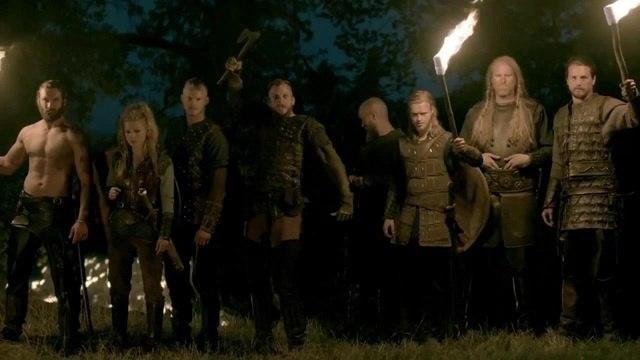 Vikings Flokis War Chant Skeggǫld, Skálmǫld, Skildir ro Klofnir