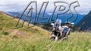 Alps AfricaTwin travel