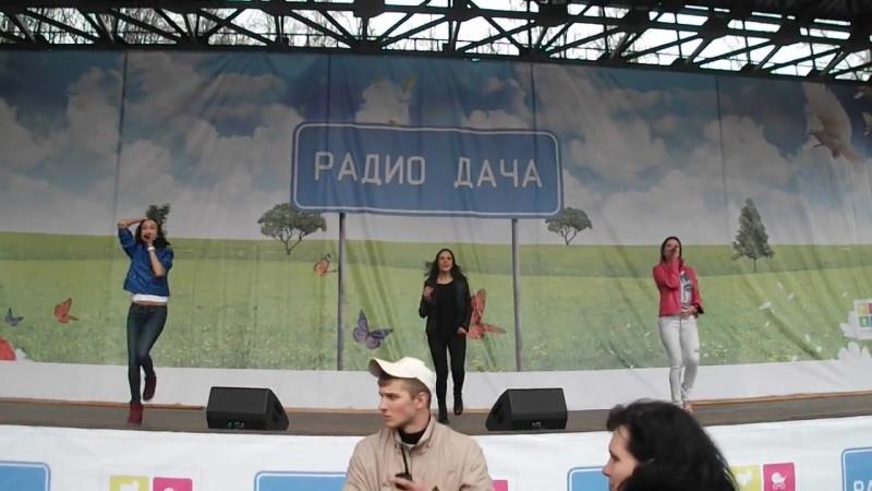 Блестящие - Облака (ПКиО Кузьминки, 30.04.2013)