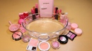 Special Series 06 Mixing PINK Makeup,Parts,glitter... Into Slime! How about PINK
