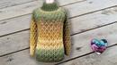 Concours Pull Câlin Crochet toutes tailles Lidia Crochet Tricot