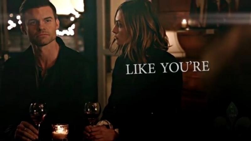__Haley Marshall and Elijah Michaelson__The Originals__